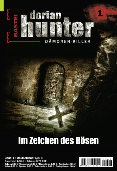 Dorian Hunter: Abo - jährliche Zahlung (26 Hefte/Jahr)
