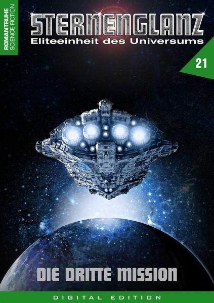 E-Book Sternenglanz 21: Die dritte Mission