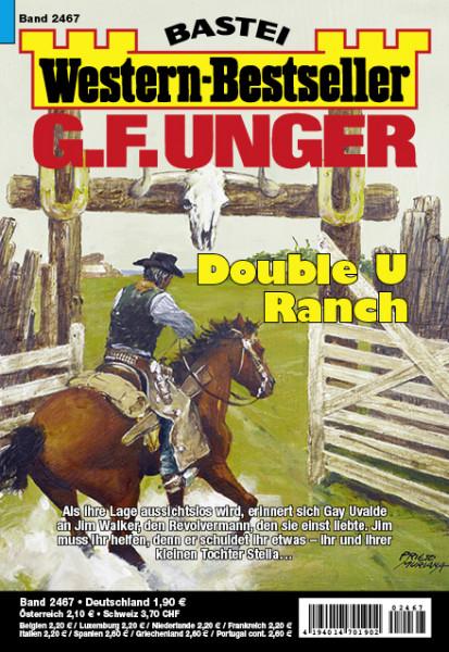 Western-Bestseller 2467: Double U Ranch