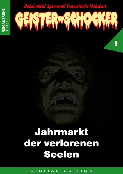 E-Book Geister-Schocker 09: Jahrmarkt der verlorenen Seelen