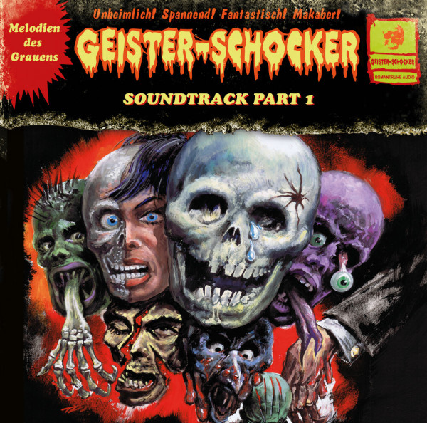 Geister-Schocker LP: Soundtrack Part 1