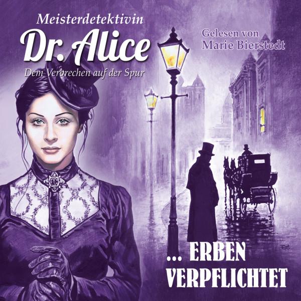 MP3-DOWNLOAD Dr. Alice 02: Erben verpflichtet