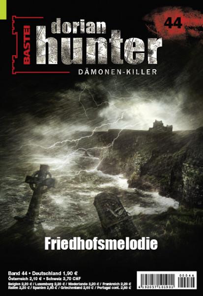 Dorian Hunter 44: Friedhofsmelodie