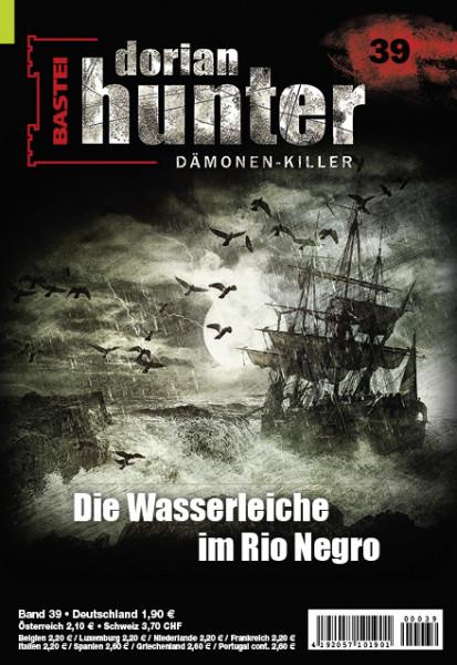 Dorian Hunter 39: Die Wasserleiche im Rio Negro
