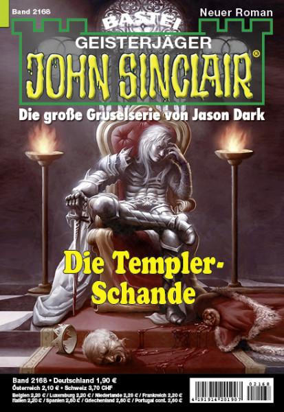 John Sinclair 2168: Die Templer-Schande