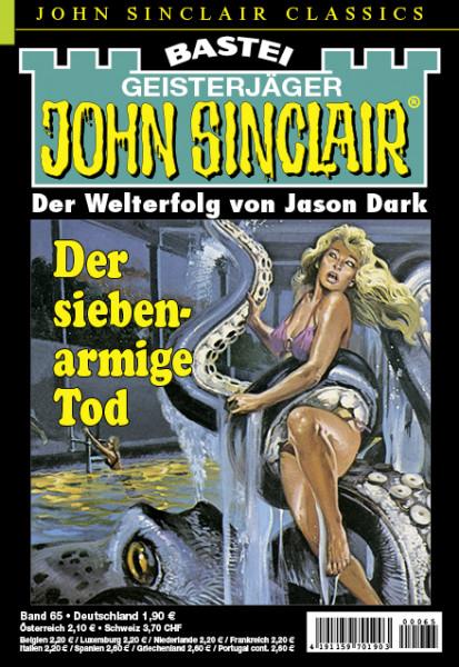 John Sinclair Classics 65: Der siebenarmige Tod