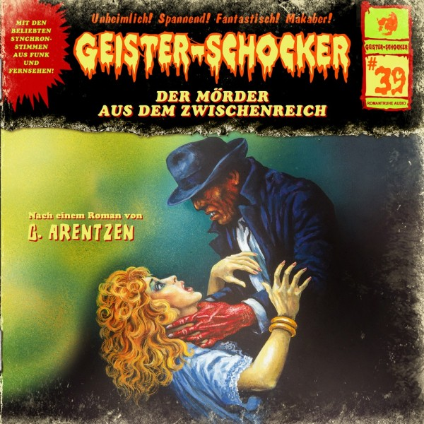 MP3-DOWNLOAD Geister-Schocker 39: Der Mörder aus dem Zwischenreich