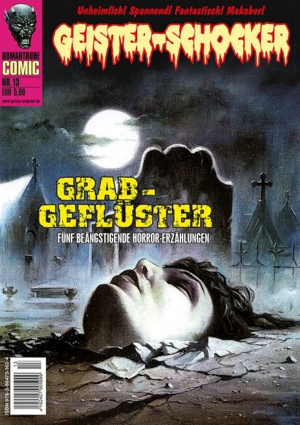 Geister-Schocker-Comic 13: Grab-Geflüster