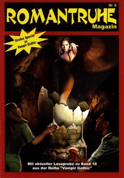 Romantruhe-Magazin Nr. 6: Vampir Gothic-Spezial