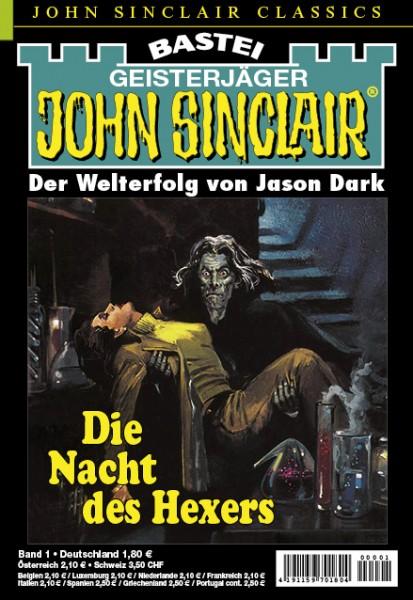 John Sinclair Classics: Abo - jährliche Zahlung (26 Hefte/Jahr)