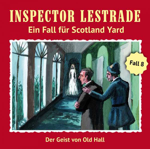 MP3-DOWNLOAD Inspector Lestrade 8: Der Geist von Old Hall