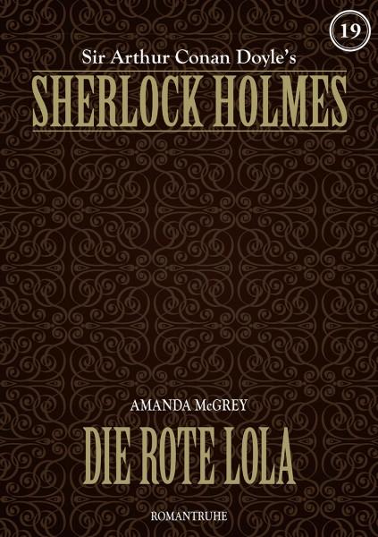 E-Book Sherlock Holmes 19: Die Rote Lola
