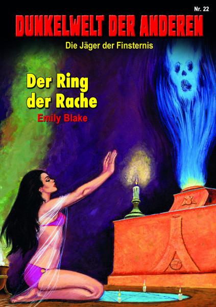 E-Book Dunkelwelt der Anderen 23: Der Speer der Toten