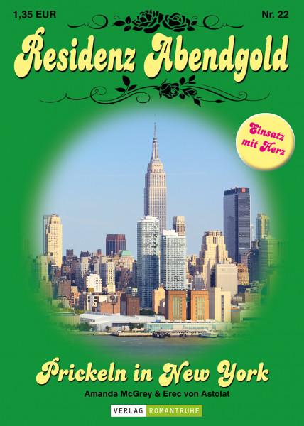 Residenz Abendgold 22: Prickeln in New York