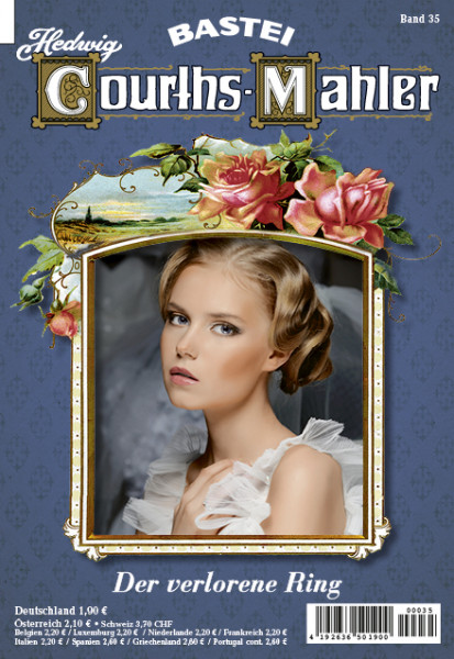 Hedwig Courths-Mahler 035: Der verlorene Ring