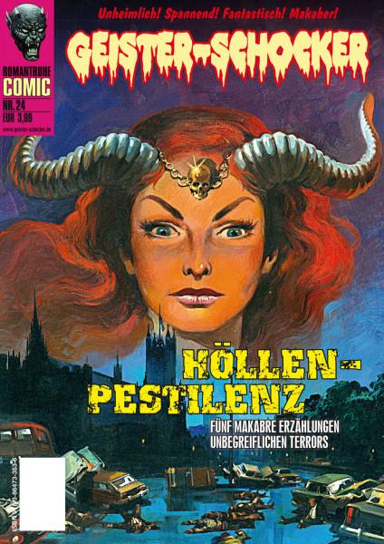 Geister-Schocker-Comic 24: Höllen-Pestilenz