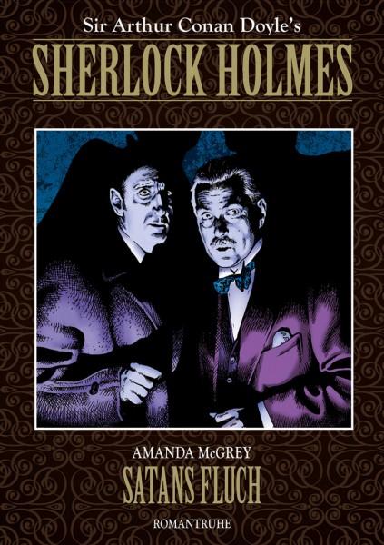 Sherlock Holmes - Die Neuen Fälle - Buch 01: Satans Fluch