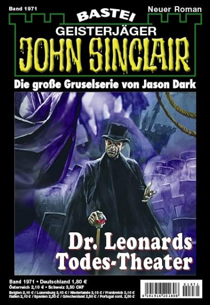 John Sinclair-1. Auflage: Abo - jährliche Zahlung (52 Hefte/Jahr)