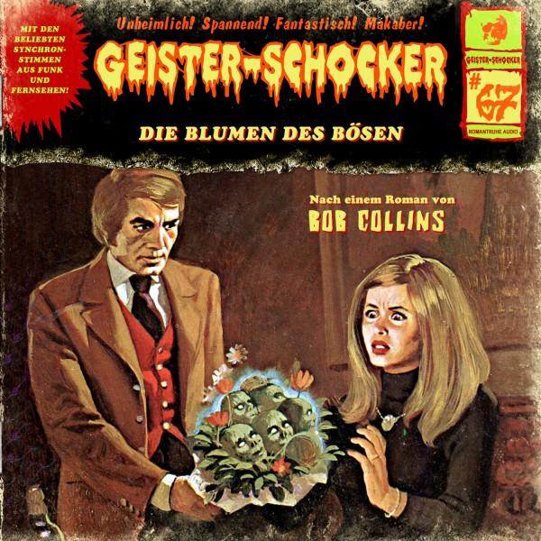 Geister-Schocker CD 67: Die Blumen des Bösen