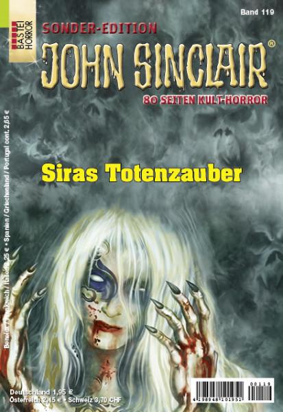 John Sinclair Sonderedition 119: Siras Totenzauber