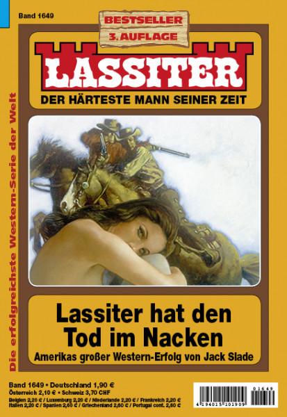 Lassiter 3. Auflage 1649: Lassiter hat den Tod im Nacken