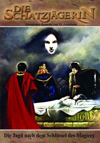 E-Book Die Schatzjägerin 36: Die Jagd nach dem Schlüssel des Magiers