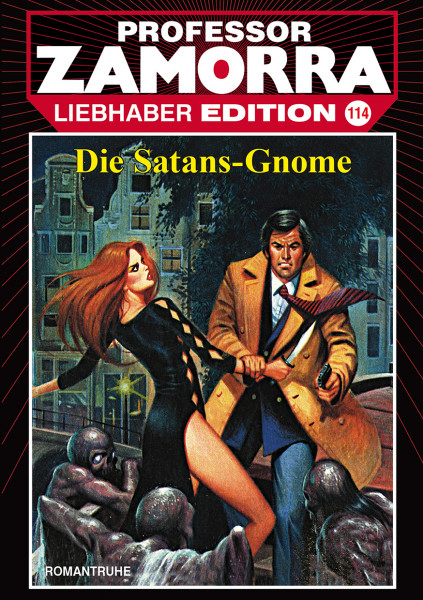 Zamorra Liebhaberedition 114: Die Satans-Gnome