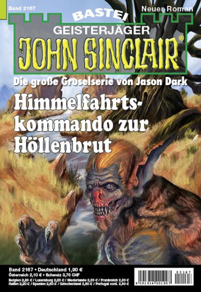 John Sinclair 2167: Himmelfahrtskommando zur Höllenbrut