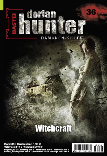 Dorian Hunter 36: Witchcraft