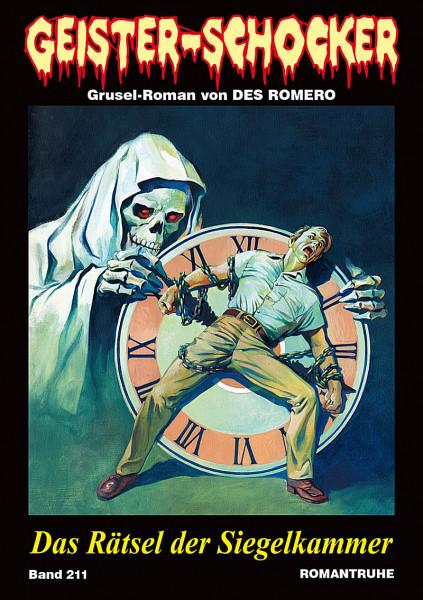 Geister-Schocker 211: Das Rätsel der Siegelkammer