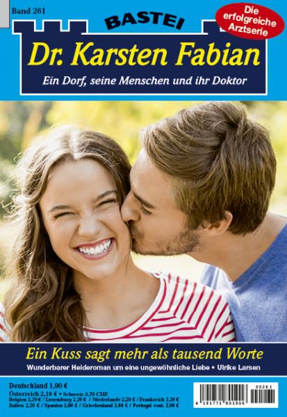 Dr. Karsten Fabian 261: Ein Kuss sagt mehr als tausend Worte