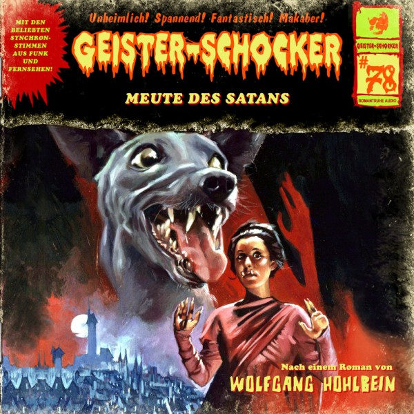 MP3-DOWNLOAD Geister-Schocker 78: Meute des Satans