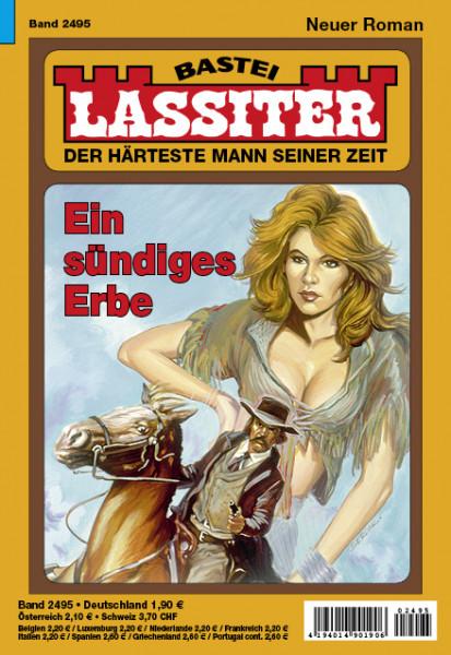 Lassiter 1. Auflage 2495: Ein sündiges Erbe
