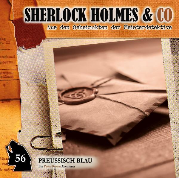 Sherlock Holmes und Co. CD 56: Preußisch Blau