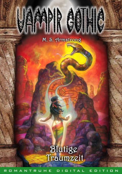 E-Book Vampir Gothic 32: Blutige TRAUMZEIT