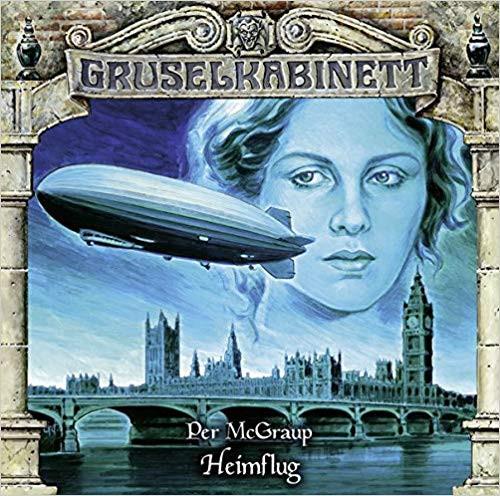 Gruselkabinett CD 161: Heimflug