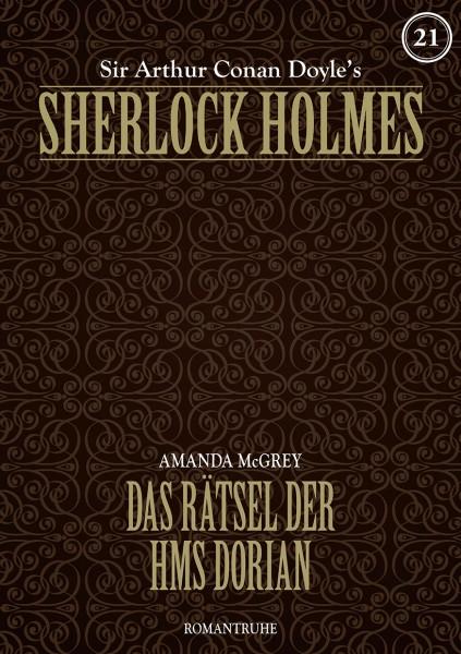 E-Book Sherlock Holmes 21: Das Rätsel der HMS Dorian