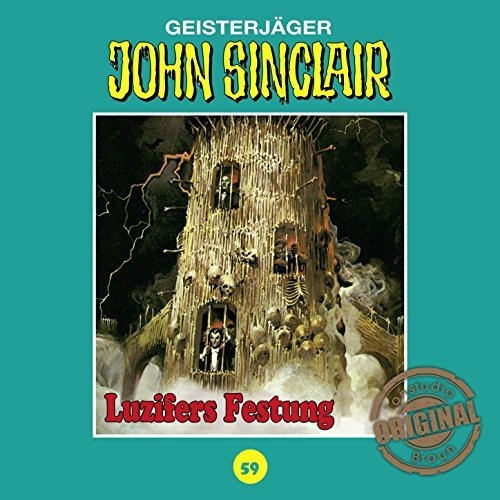 John Sinclair Tonstudio-Braun CD 59: Luzifers Festung