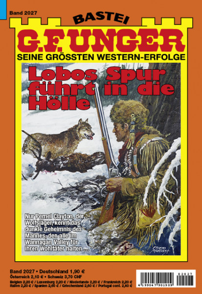 G. F. Unger 2027: Lobos Spur führt in die Hölle
