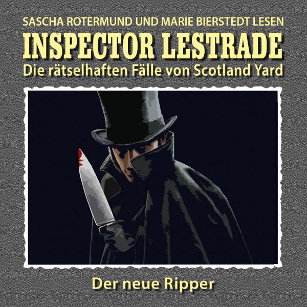 MP3-DOWNLOAD Inspector Lestrade Hörbuch 2: Der neue Ripper