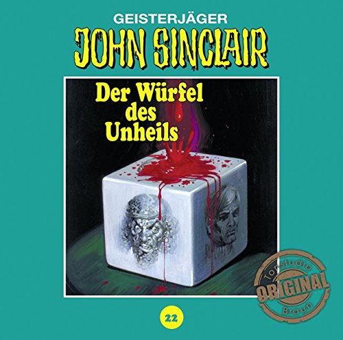 John Sinclair Tonstudio-Braun CD 22: Der Würfel des Unheils