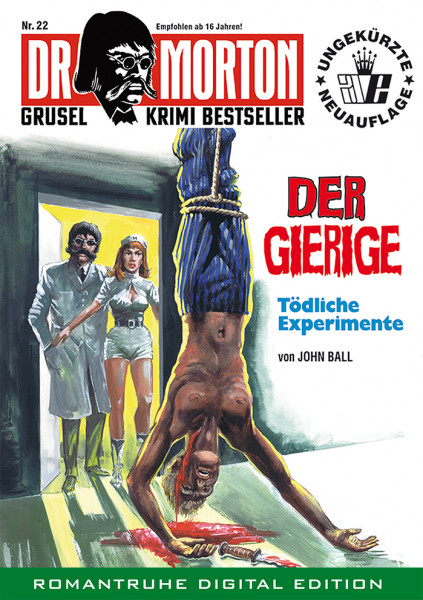 Ebook Dr. Morton 22: Der Gierige