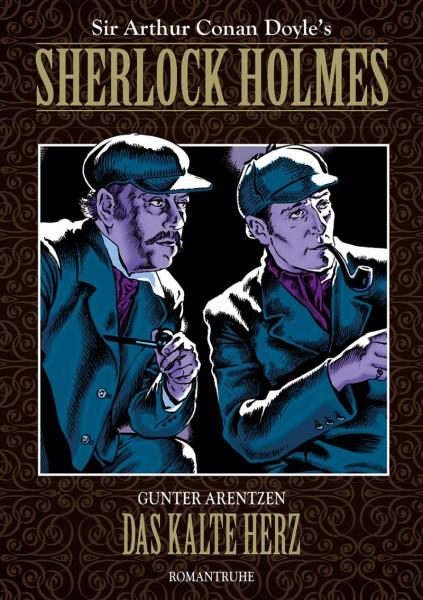 Sherlock Holmes - Die Neuen Fälle - Buch 02: Das kalte Herz