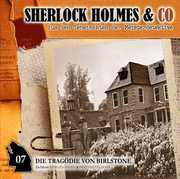 Sherlock Holmes und Co. CD 07: Die Tragödie von Birlstone 1. Teil