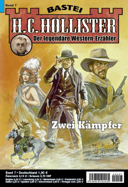 H.C. Hollister 07: Zwei Kämpfer