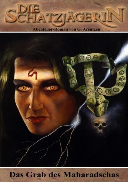 E-Book Die Schatzjägerin 38: Das Grab des Maharadschas