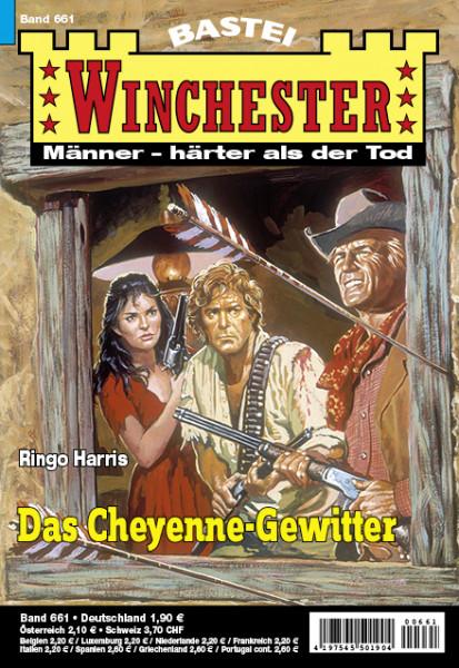 Winchester 661: Das Cheyenne-Gewitter