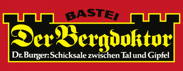 Der Bergdoktor Pack 12: 2084, 2085, 2086, 2087