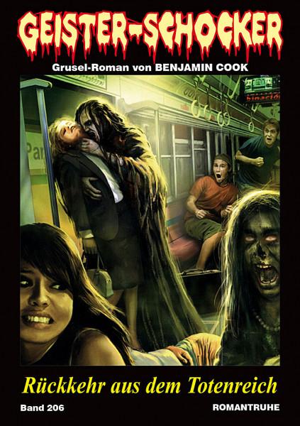 Geister-Schocker 206: Rückkehr aus dem Totenreich