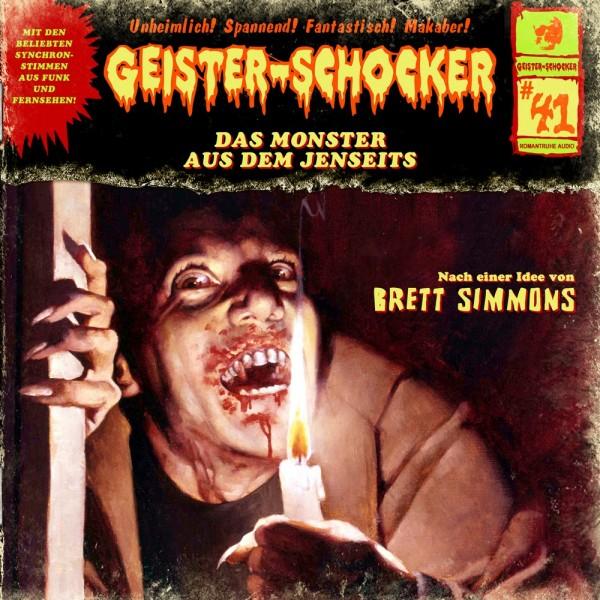 Geister-Schocker CD 41: Das Monster aus dem Jenseits